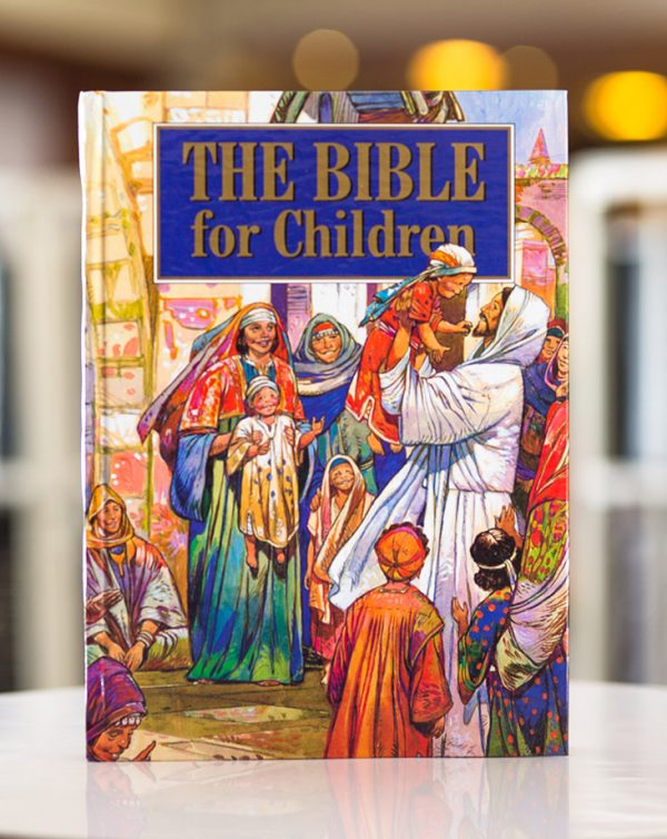 THE BIBLE FOR CHILDREN(BSI EDITION)