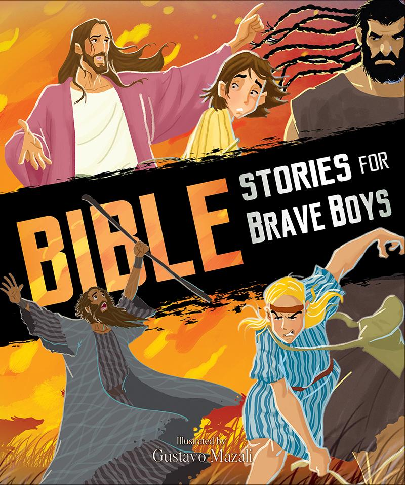 BIble Stories for Br. boys