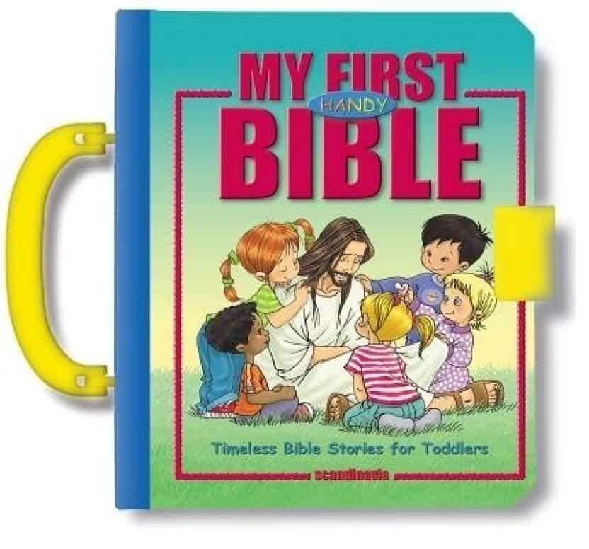 My Fist Handy Bible.