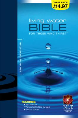 NLT Living water Bible