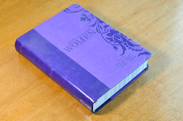 the devotional for Woman_3